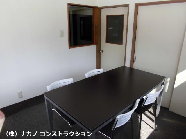 事務所屋内会議室